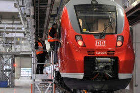 Deutsche-Bahn-AG-Regio-Werkstatt-Nuernberg